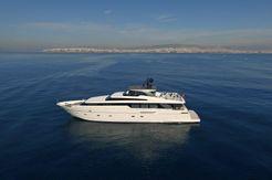 2011 Motor Yacht San Lorenzo SL 104'