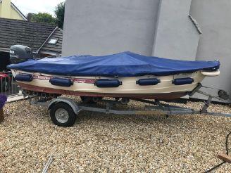 1998 Bonwitco 404 Day Boat