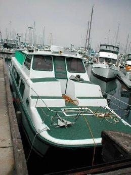 1969 57' Carri-Craft '69 Power Catamaran