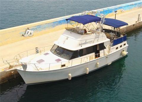 1985 Mainship Nantucket 40