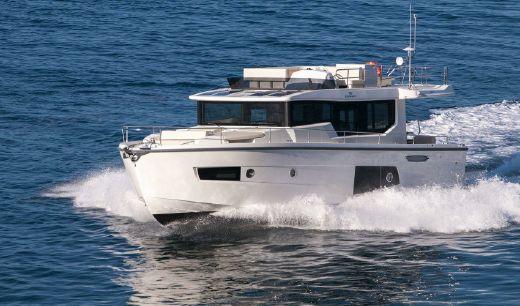 2018 Cranchi Trawler T43