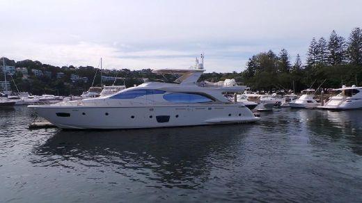 2009 Azimut 85