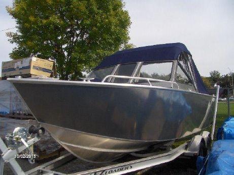 2016 Stanley Boats 21 Islander Dual Console