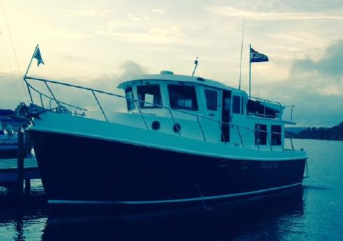 2005 American Tug 41 Pilothouse Trawler