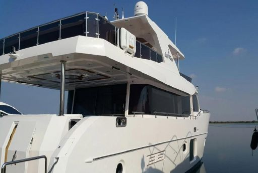 2015 Gulf Craft 75 Motoryacht