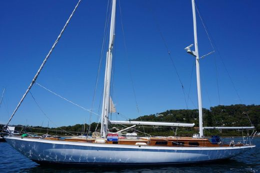 1952 Robert Clark 61 Cruising Ketch