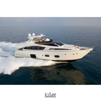 2010 Ferretti Yachts 800