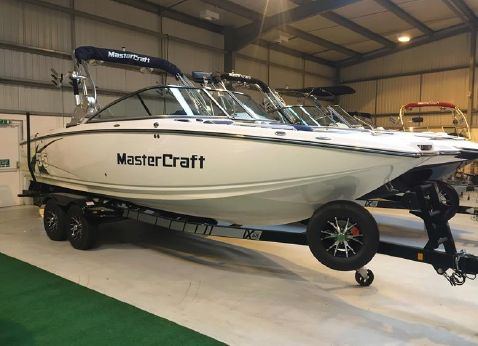 2013 Mastercraft X55 Saltwater Series