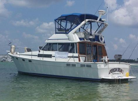 1986 Bayliner 3870 Motoryacht