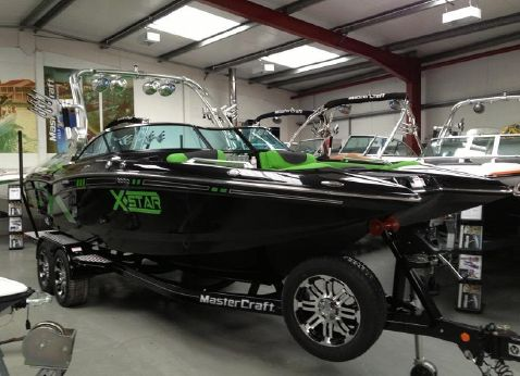 2013 Mastercraft X-Star Saltwater Series