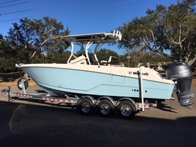 2019 Wellcraft 262 Fisherman Power Boat For Sale - www
