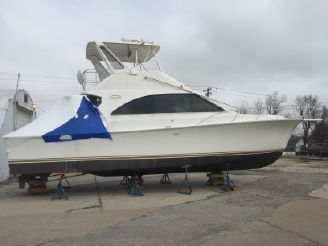 2000 Oceans Yacht 45 Super Sport