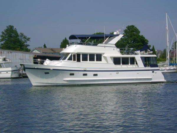 2006 Alaskan 56 Open Pilothouse