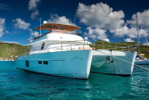 2012 Fountaine Pajot Queensland 55'