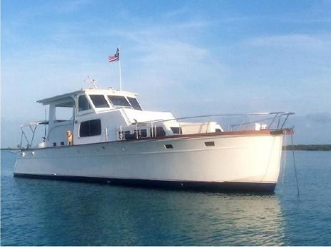 Huckins 52 Fairform Flyer