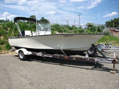 1973 Seacraft 20 Classic Potter Hull