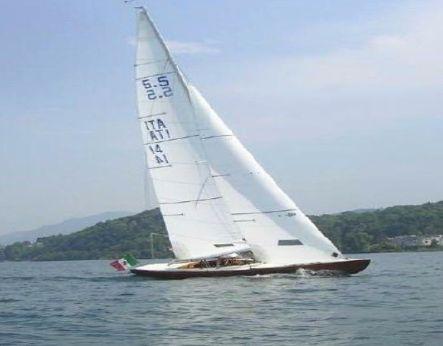 1955 Baglietto Classic 5.5 Meter