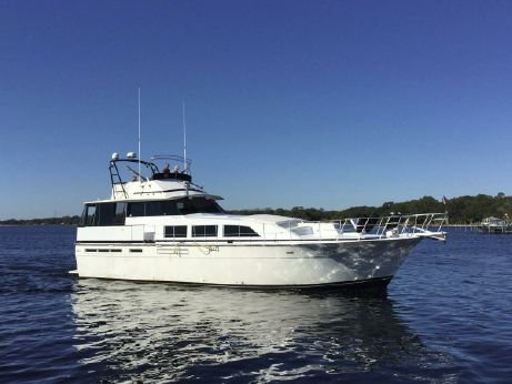 1976 Bertram58 Flybridge...