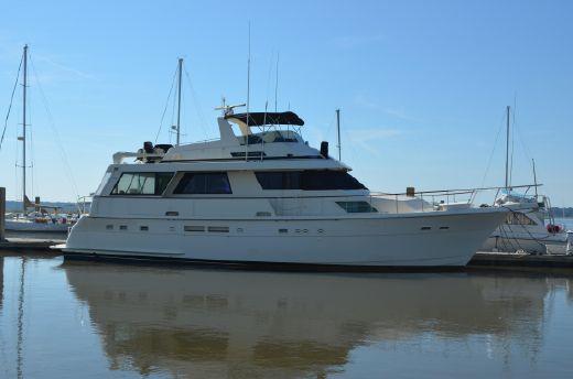 1989 Hatteras 68 Motor Yacht