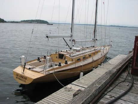 2007 Chuck Burns Schooner
