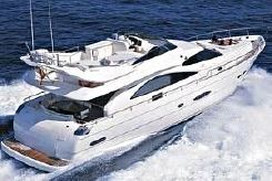 2001 Astondoa 66 GLX