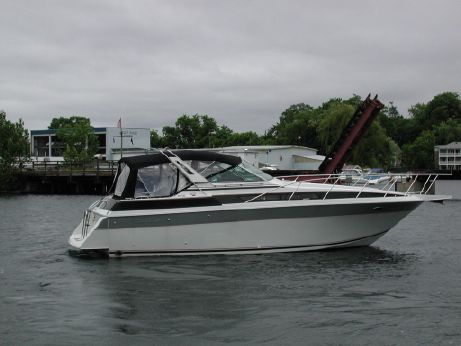1987 Chris-Craft 320 Amerosport-10771
