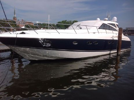 2005 Viking Princess 58