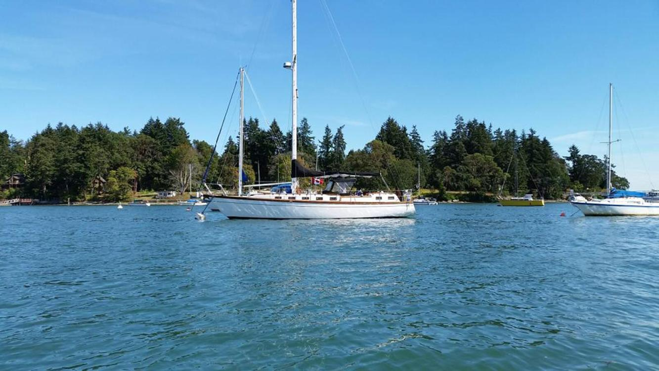1981 discovery sloop sail boat for sale www yachtworld com