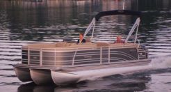 2014 Harris Flotebote Solstice 240 with 200 HP