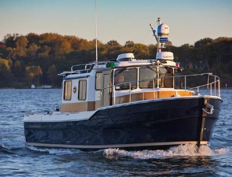 2015 Ranger Tugs R-31S
