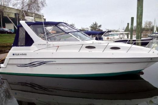 1998 Four Winns 278 Vista