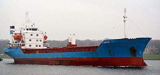 1976 Custom Bulk Cargo Vessel