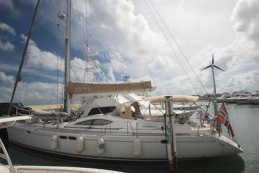 2004 Jeanneau 54 DS Deck Saloon 54DS