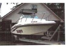 1998 Fountain 25 Sportfish Cruiser WA (GXH)