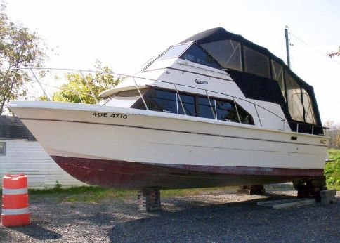1977 Carver 2896 Mariner Flybridge