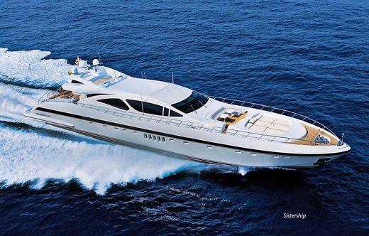 2009 Overmarine Mangusta 130
