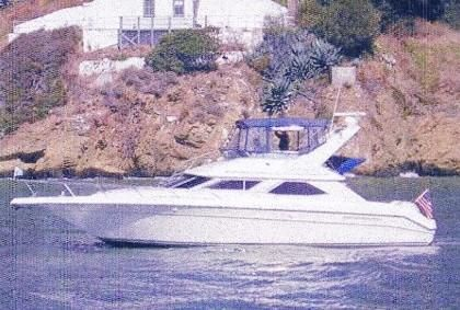 1994 Sea Ray 440 Express Bridge