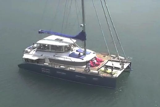 2014 Catamaran Luxury Cat