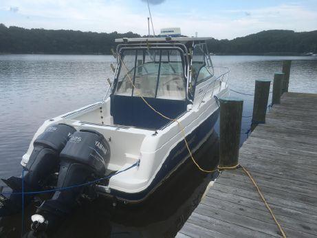 2002 Aquasport 275 Explorer