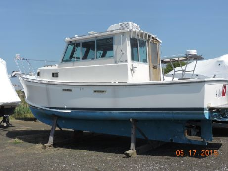 1988 Cape Dory 28 Power Yacht