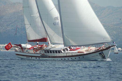 2008 Mahogany Schooner Northwinds 122