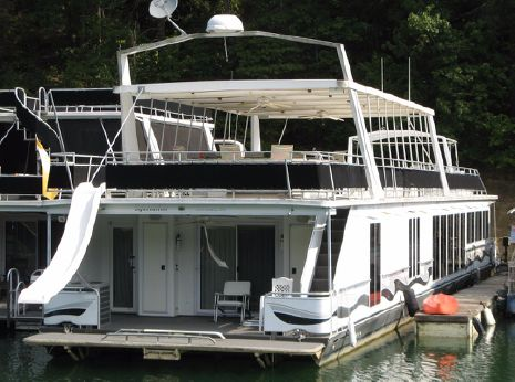 2002 Fantasy 19 x 100WB Houseboat