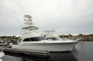 1989 Davis Sportfish with Man Engines