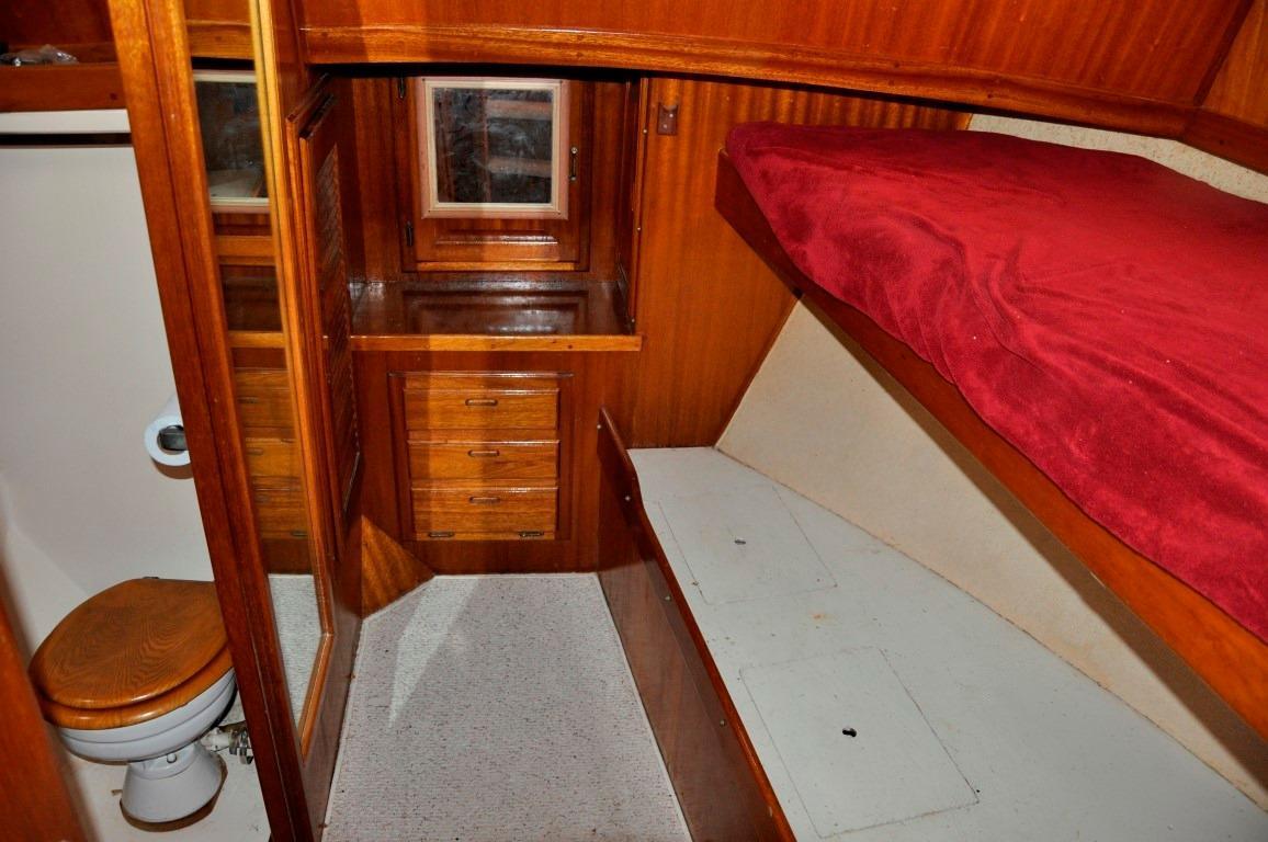48' Californian LRC LRC Trawler+Forward Head