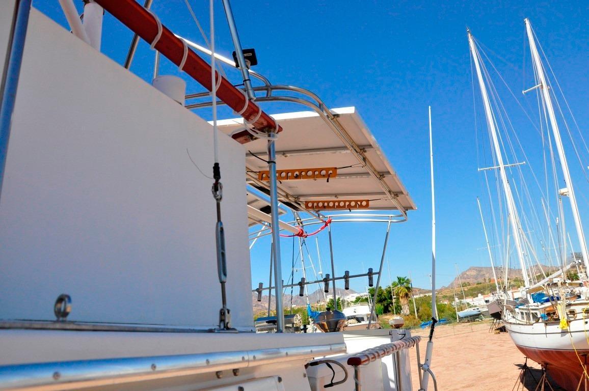 48' Californian LRC LRC Trawler+Lower aft deck
