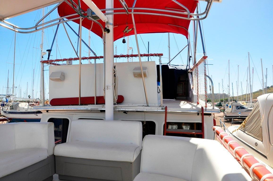 48' Californian LRC LRC Trawler+Lots of solar