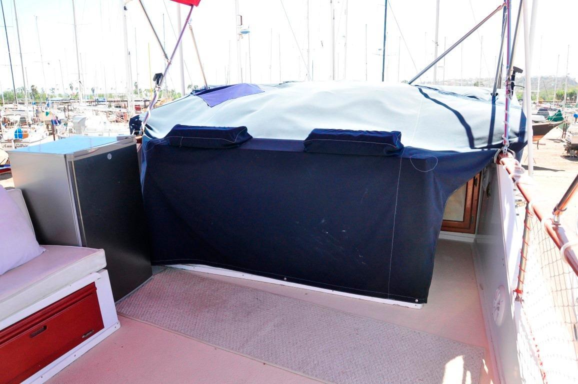 48' Californian LRC LRC Trawler+Swim platform