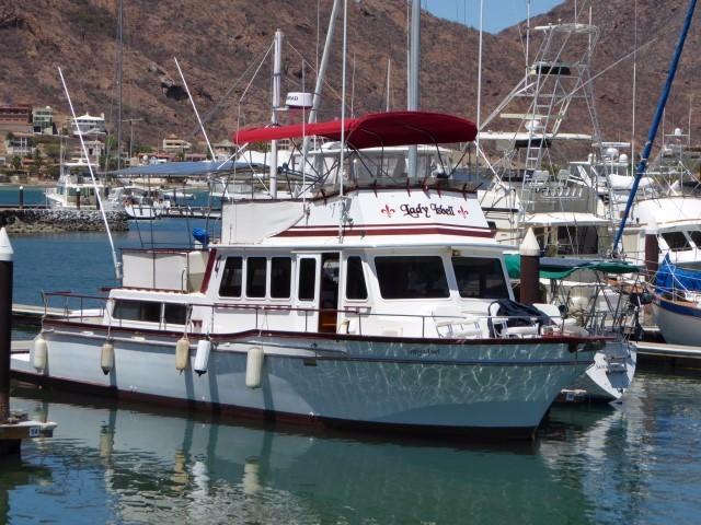 48' Californian LRC LRC Trawler+Boat for sale!