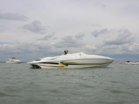 1996 Baja 38 Special