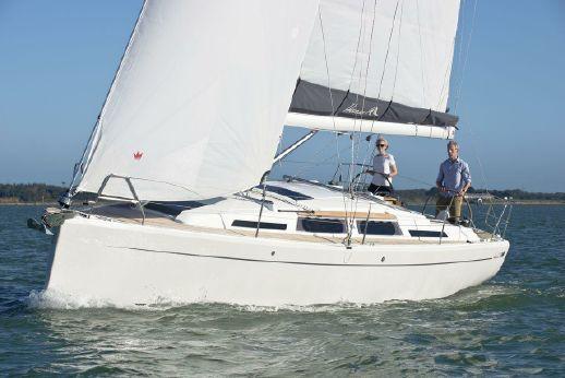 2013 Hanse 345